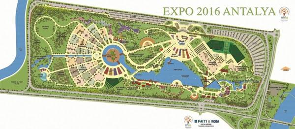 Antalya Airport Transfer Between Expo 2016 Antalya